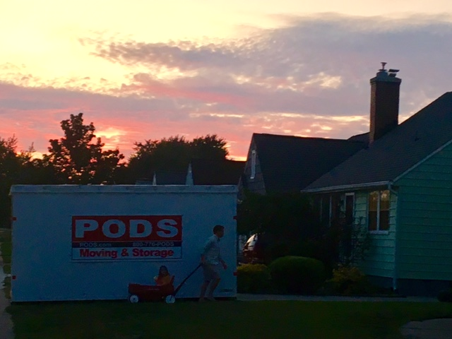 Using Pods when Moving