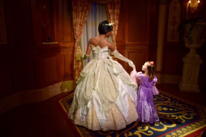 Tiana Meet and Greet