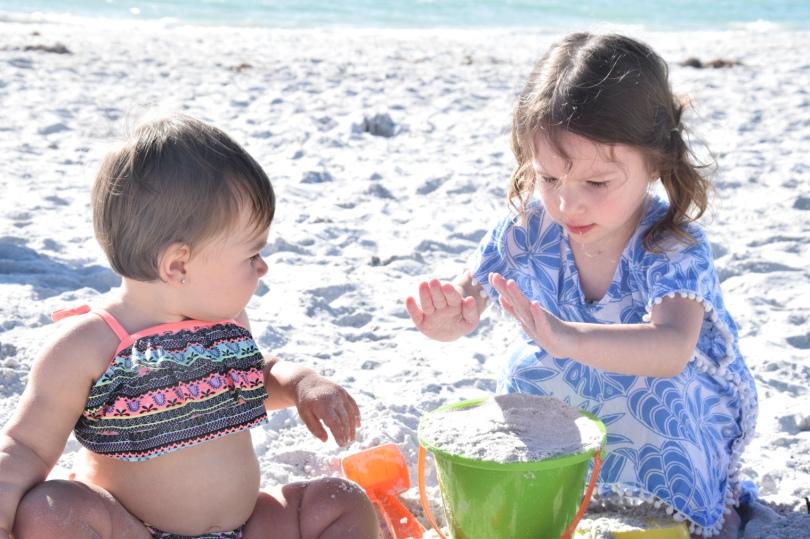 Treasure Island Beach Girls